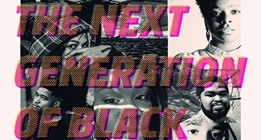 Six dynamic young poets come together to present their work as part of the next generation of black poetry.